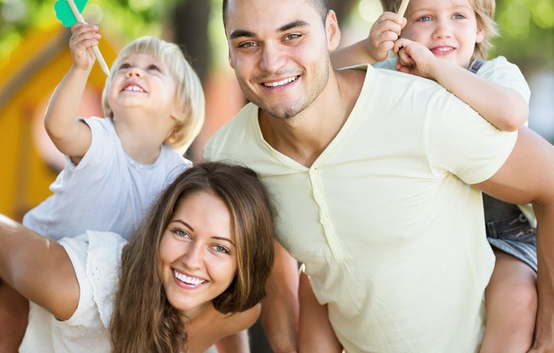 Offerta Vacanze con la famiglia